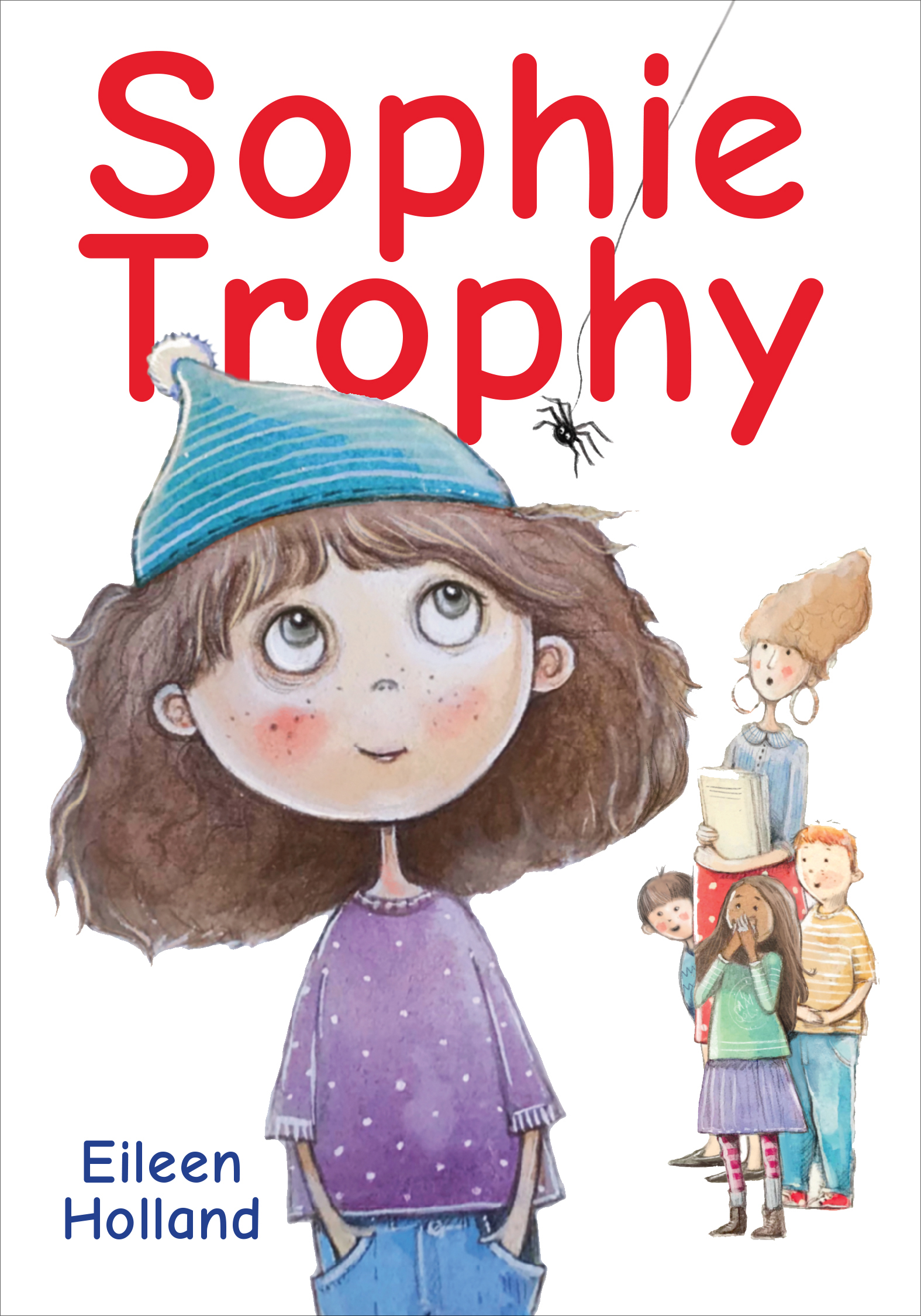 Book Cover for Sophie Trophy