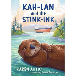 Cover of Kah-Lan and the Stink-Ink