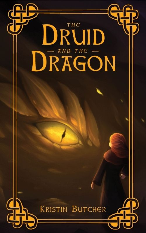The Druid and the Dragon cover