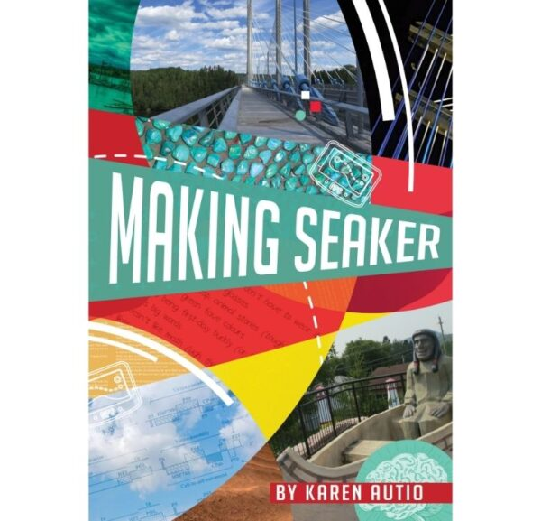 Making SEaker cover